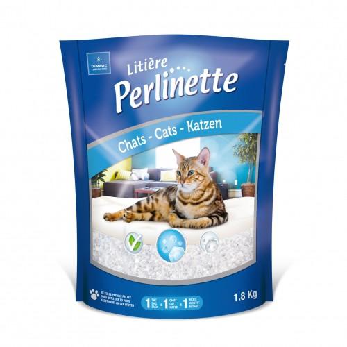 Litière & compagnie - Litière Perlinette pour chats