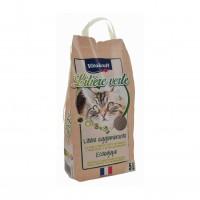 Litière minérale pour chat - Litière Verte à l'argile Vitakraft