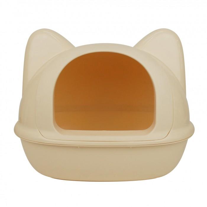 maison de toilette t te de chat maison de toilette. Black Bedroom Furniture Sets. Home Design Ideas