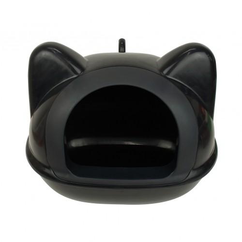 Litière & compagnie - Maison de toilette Tête de chat pour chats