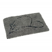 Tapis de sol pour chat - Tapis ultra-absorbant Cat Mat Dog Gone