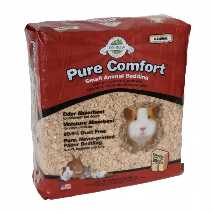 Litière et paille pour rongeur - Litière Pure Comfort pour rongeurs
