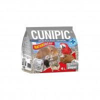 Litière pour lapin, rongeur et furet - Litière en papier recyclé Naturlitter Cunipic