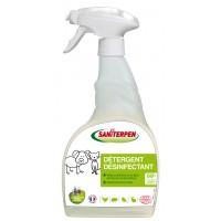 Litière pour furet - Détergent désinfectant spray