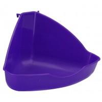 Litière pour furet - Bacs à litière d'angle