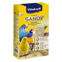 Hygiène des oiseaux - Sable de bain Sandy Vitakraft
