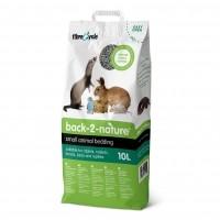 Litière pour petits animaux - Litière Back-2-nature en cellulose