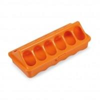 Mangeoire pour poussin - Mangeoire linéaire poussins PVC