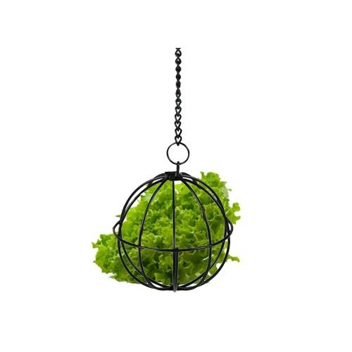 Mangeoire et biberon - Food-Ball, porte-salade pour rongeurs
