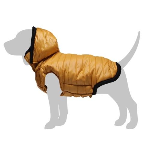 Manteau & compagnie - Doudoune Studio - Jaune pour chiens