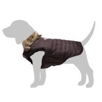 Manteau pour chien - Manteau Faubourg - Marron Bobby
