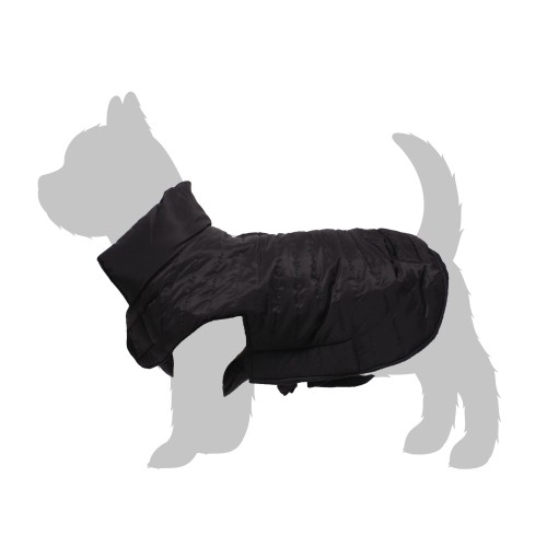 Manteau & compagnie - Manteau Strong - Noir pour chiens