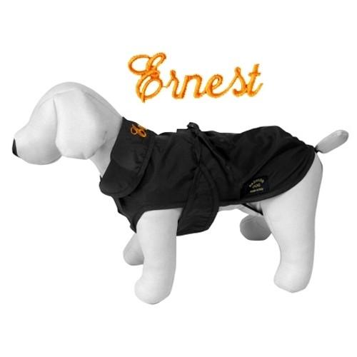 Manteau & compagnie - Imperméable personnalisable pour chiens