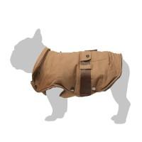 Manteau pour chien - Manteau Tucker - spécial Bulldog Milk & Pepper