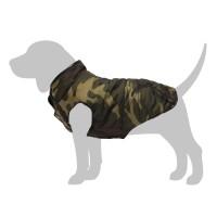 Manteau pour chien - Doudoune réversible Ethan Milk&Pepper