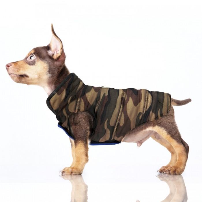 Manteau & compagnie - Doudoune réversible Ethan pour chiens