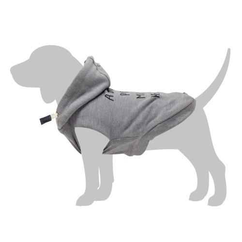 Manteau & compagnie - Sweat Aboyer pour mieux régner pour chiens