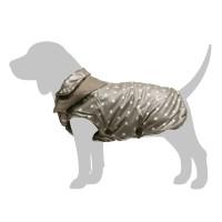 Manteau pour chien - Manteau Pepita à pois Wouapy