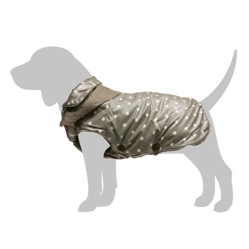 Manteau & compagnie - Manteau Pepita à pois pour chiens