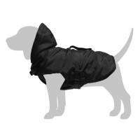 Manteau pour chien - Manteau Safety Noir Wouapy