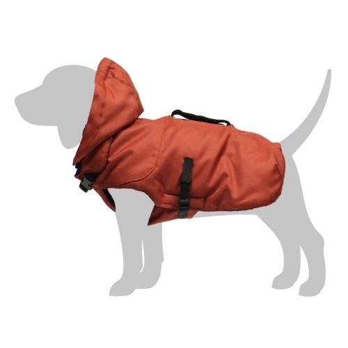 Manteau & compagnie - Manteau Safety Rouge pour chiens