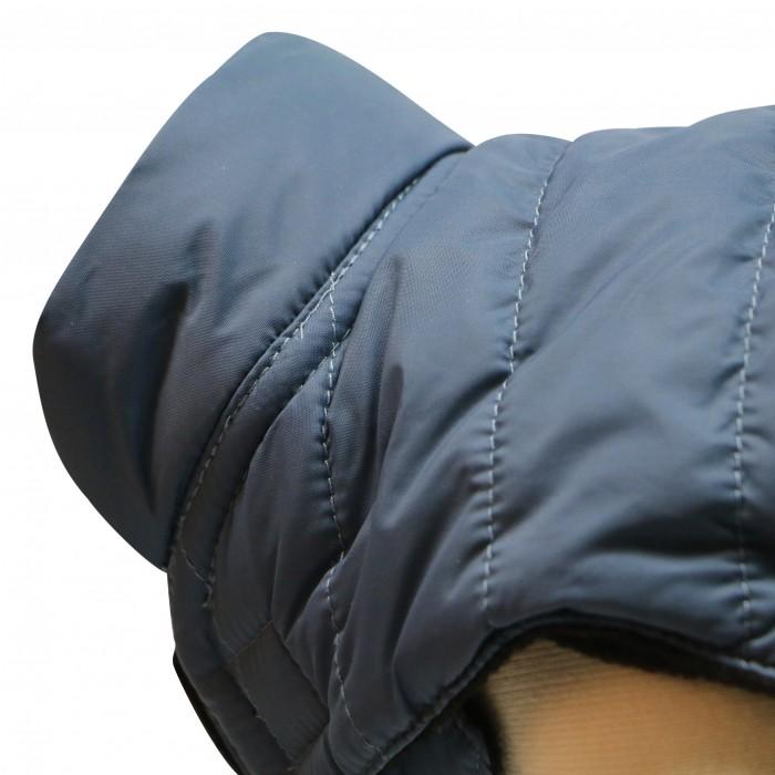 Manteau & compagnie - Doudoune Basic Bleue pour chien pour chiens