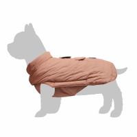Doudoune pour chien - Doudoune Basic Rose Claire pour chien Wouapy