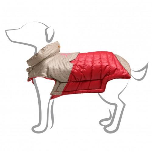 Manteau & compagnie - Manteau pour chien Life Rose pour chiens