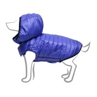Doudoune pour chien - Doudoune Studio - Bleu Bobby