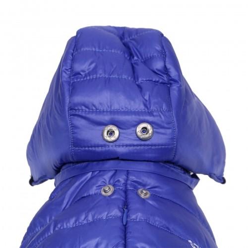 Manteau & compagnie - Doudoune Studio - Bleu pour chiens