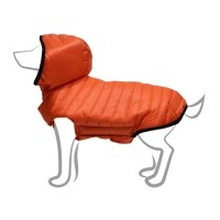 Manteau pour chien - Manteau Studio - Orange Bobby
