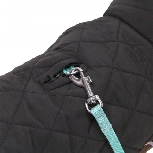Manteau & compagnie - Manteau Tartan - Noir pour chiens