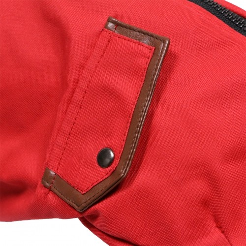 Manteau & compagnie - Manteau Trotte avec harnais intégré - Rouge pour chiens