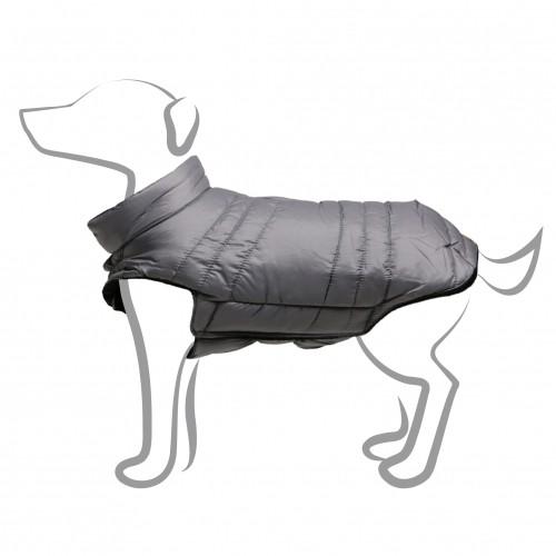Manteau & compagnie - Doudoune Zadig - Gris pour chiens