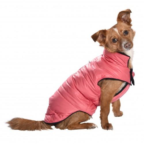 Manteau & compagnie - Manteau pour chien Zadig Rose pour chiens