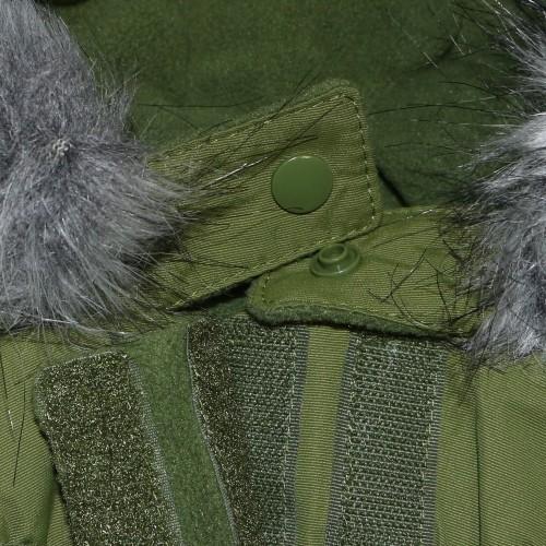 Manteau & compagnie - Manteau Explorateur - Vert pour chiens