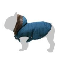 Manteau pour chien - Manteau Ottawa - spécial Bulldog Milk & Pepper