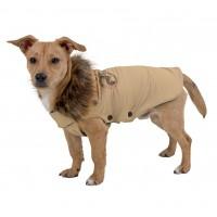 Manteau & compagnie - Manteau pour chien Wild Life Beige