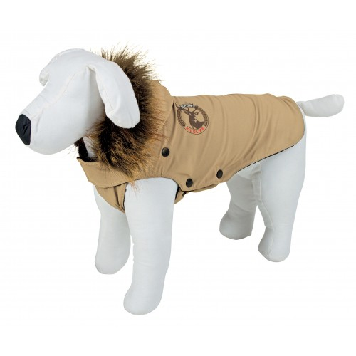 Manteau & compagnie - Manteau pour chien Wild Life Beige pour chiens