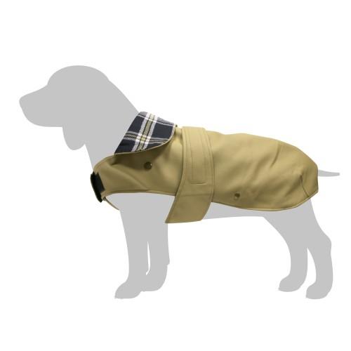 Manteau & compagnie - Manteau Paris Beige pour chiens