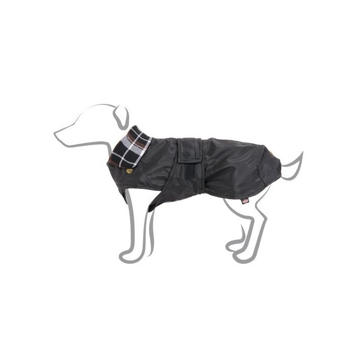 Manteau & compagnie - Manteau Paris Noir pour chien pour chiens