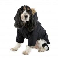 Manteau & compagnie - Manteau pour chien Birmingham noir