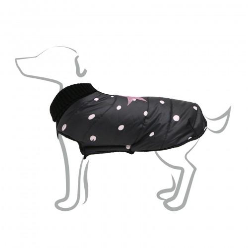 Manteau & compagnie - Doudoune à pois pour chiens
