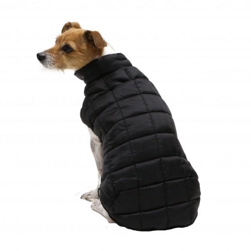 Manteau & compagnie - Doudoune Imper Club - Noir pour chiens