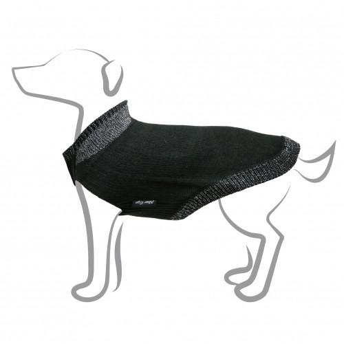 Manteau & compagnie - Pull Col Claudine - Noir pour chiens