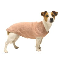 Manteau & compagnie - Pull pour chien Claudine Rose