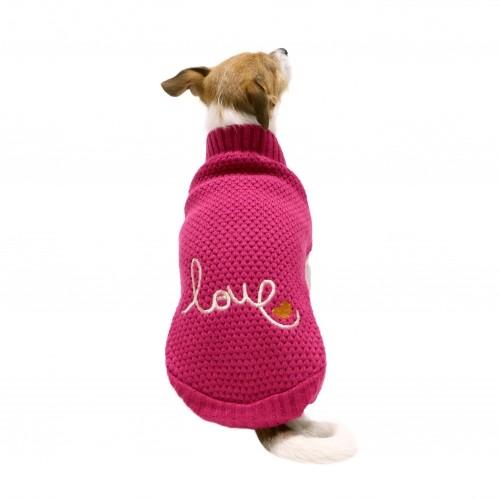 Manteau & compagnie - Pull Amor pour chiens