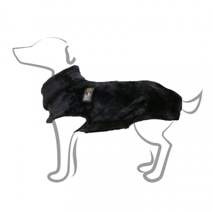 Manteau & compagnie - Pull Snowflake - Noir pour chiens