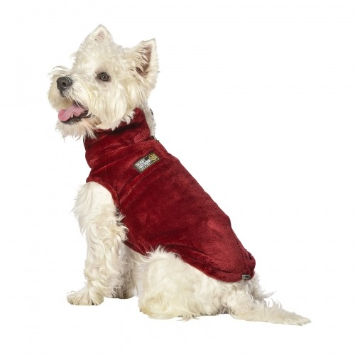 Manteau & compagnie - Pull Snowflake - Rouge pour chiens