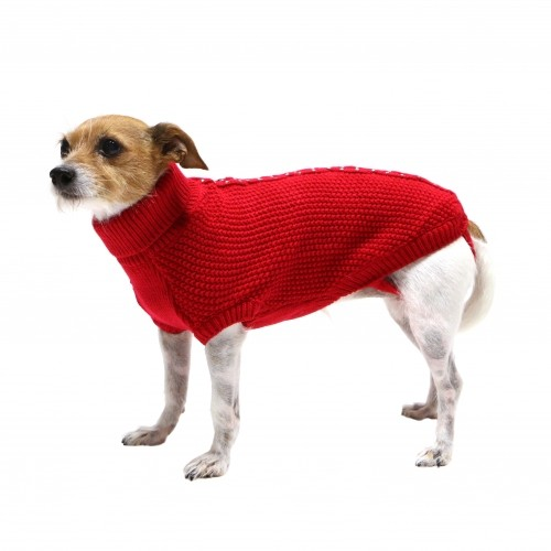 Fins de series pour chien - Pull Barcellona pour chiens